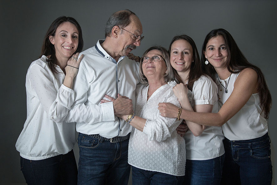 photo de famille studio photo annecy magali coquard
